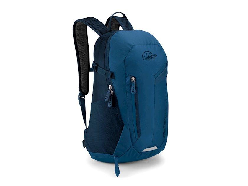 Bel çantası Lowe Alpine Edge II 22, Uniseks, Mavi, Həcm 22 l, 48 sm x 26 sm x 26 sm, 530 q