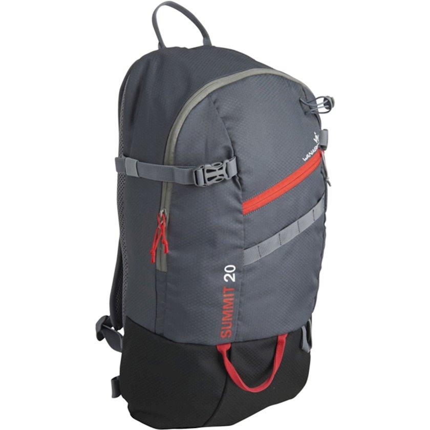 Trekkinq bel çantası Wanabee Summit 20, Uniseks, Boz, Həcm 20 l, 450 q