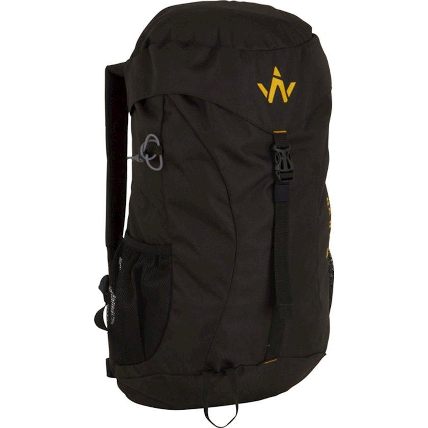 Bel çantası Wanabee Walk 25 Black, Uniseks, Mavi, Həcm 25 l, 55 sm x 29 sm x 20 sm, 470 q