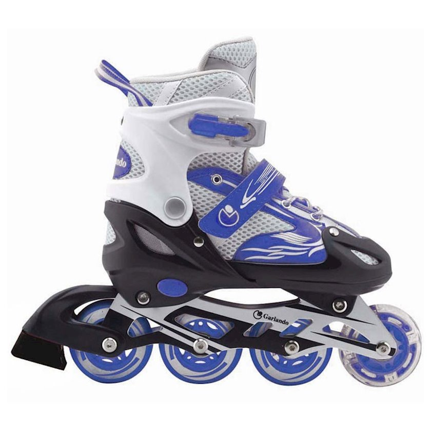 Diyircəkli konki Nextreme Rollers Firewheel Blue, Uniseks, Göy, 38-41