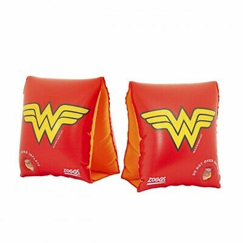 Şişirdilən qolluqlar Zoggs Wonder Woman Float Bands 2-6, Uşaqlar üçün, Maksimal çəki 25 kq