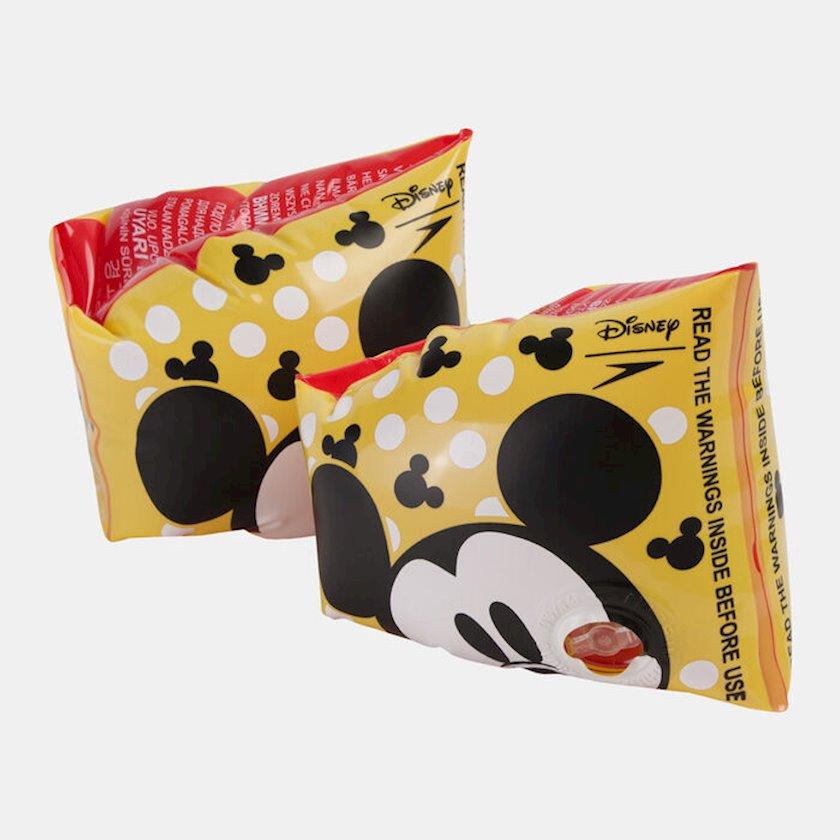 Şişirdilən qolluqlar Speedo Micky Mouse Printed Armbands 2-6, Uşaqlar üçün, Çox rəngli, Maksimal çəki 25 kq