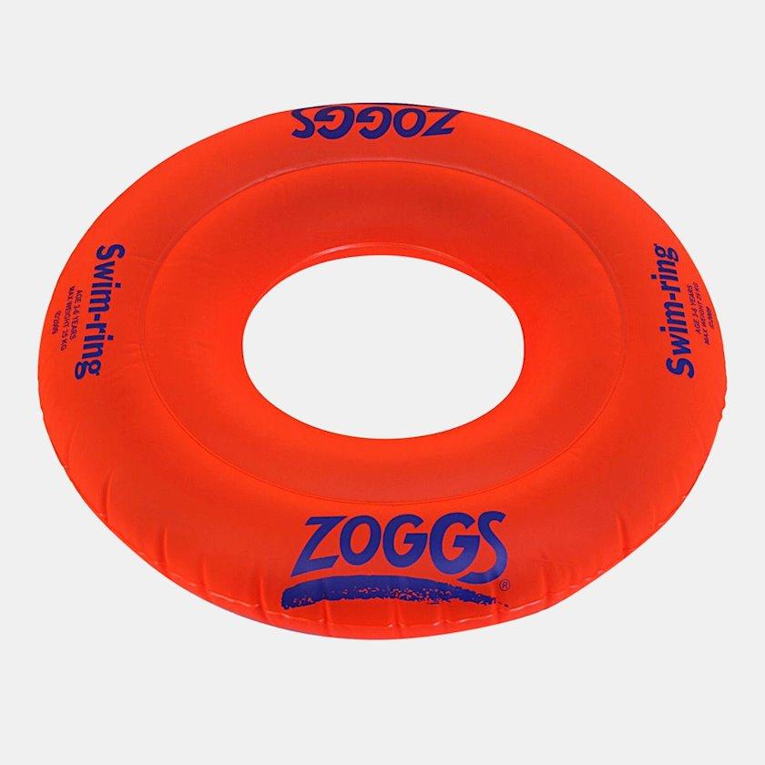 Şişirdilən dairə Zoggs Swim Ring 3-6, Uşaqlar üçün, Çox rəngli, Maksimal çəki 90 kq