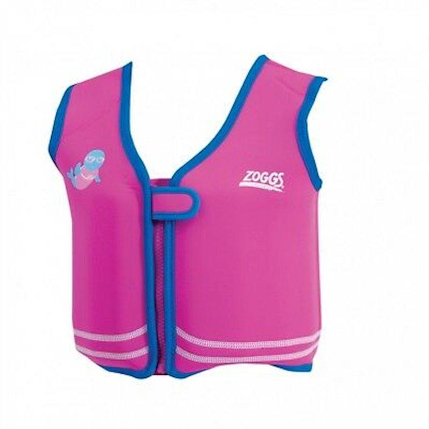 Üzmək üçün jilet Zoggs Miss Zoggy Bobin Pink 2-3, Uşaqlar üçün, Mavi, Sinə ölçüsü 65 sm, Maksimal çəki 18 kq