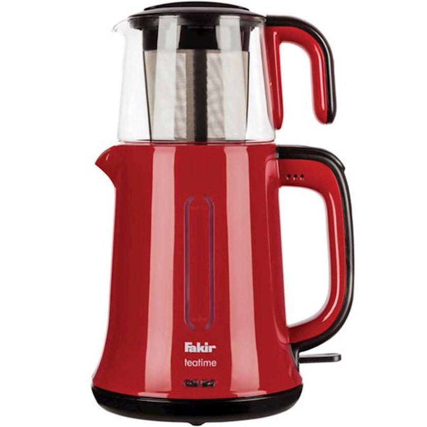 Elektrikli çaydan Fakir Teatime Red-Black 2.6 l