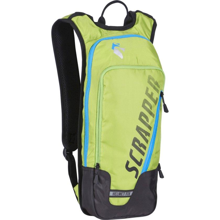 Velosiped üçün sırt çanta Scrapper SCR XC 2L Green