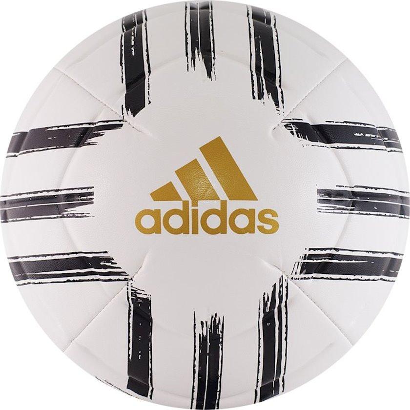 Futbol topu Adidas Juventus Club, Ağ/Qara/Qızılı, Ölçü 5