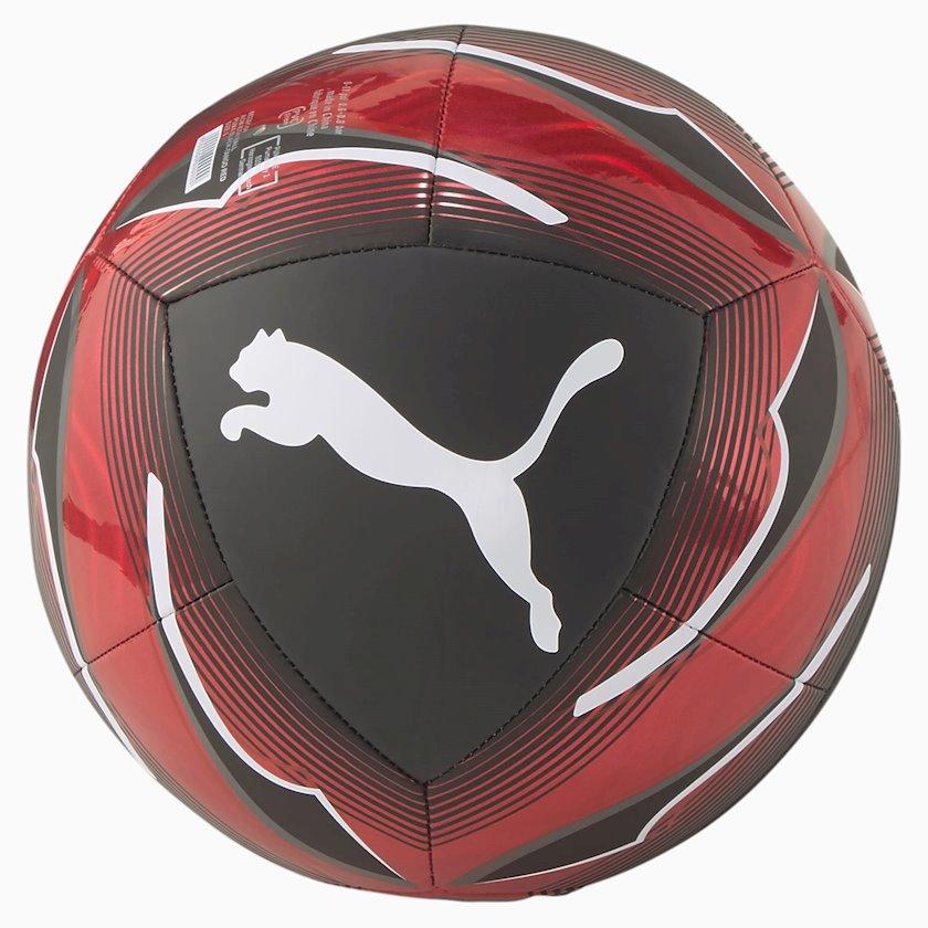 Futbol topu PUMA AC MILAN ICON BALL, Qırmızı/Qara/Ağ, Ölçü 5