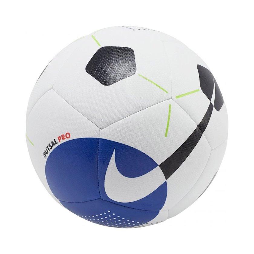Futbol topu Nike Futsal Pro Ball, Ağ/Göy/Qara