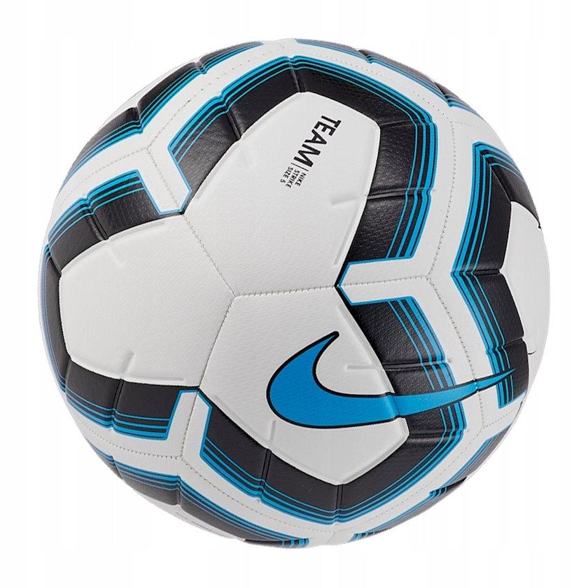 Futbol topu Nike Strike Team 290 G, Ağ/Qara/Mavi, Ölçü 5