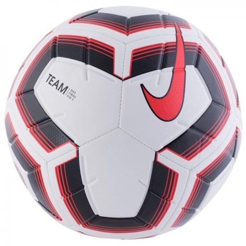 Futbol topu Nike Strike Team 350 G, Ağ/Qara/Qırmızı, Ölçü 5