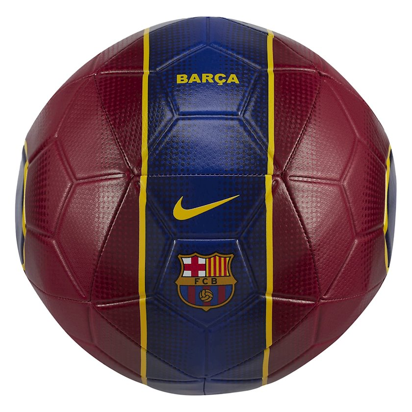 Futbol topu Nike STRIKE FC Barcelona, Göy/Qırmızı, Ölçü 4