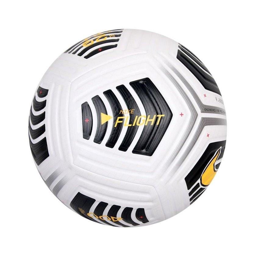 Futbol topu Nike Flight Football, Ağ/Qara/Qızılı, Ölçü 5