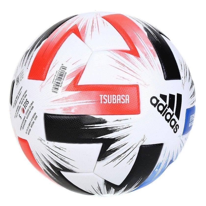 Futbol topu Adidas Unifo MINI, Ağ/Qara/Çəhrayı/Mavi, Ölçü 1