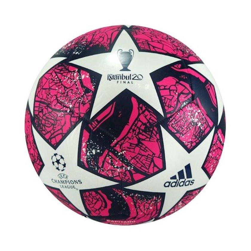 Futbol topu ADIDAS Champions League Istanbul Finale Club, Qırmızı/Ağ/Qara, Ölçü 3