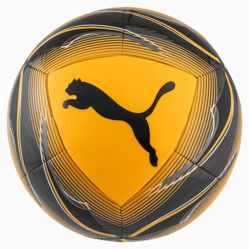 Futbol topu Puma Icon Ball, Qara/Narıncı, Ölçü 5