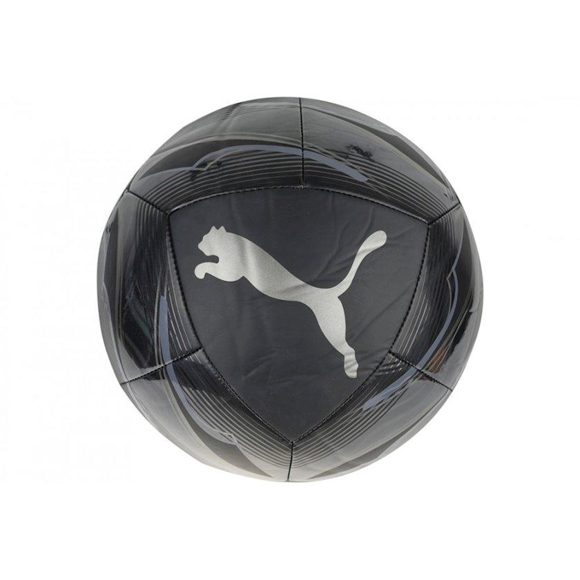 Futbol topu Puma Icon Ball, Qara/Gümüşü, Ölçü 5