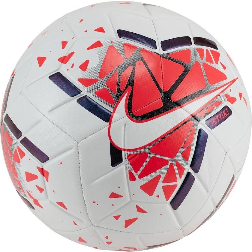 Futbol topu Nike Strike, Ağ/Qırmızı/Qara, Ölçü 5