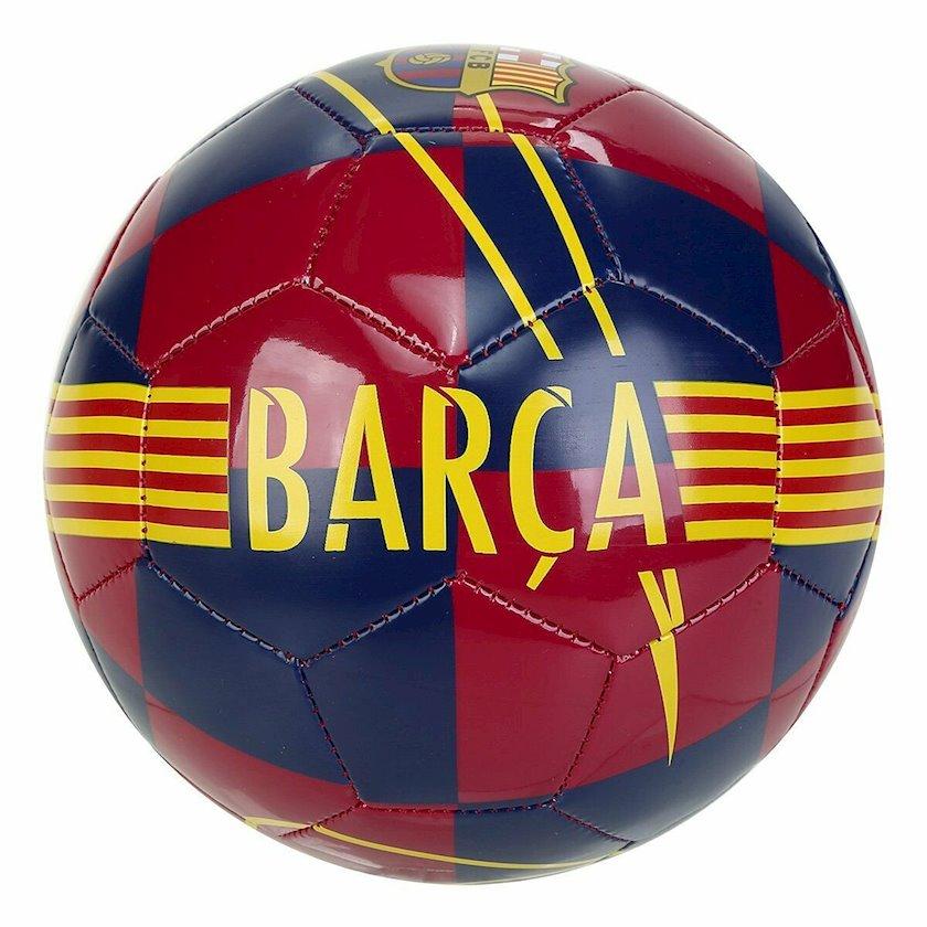 Futbol topu Nike FC Barcelona Skills, Göy/Qırmızı/Sarı, Ölçü 1