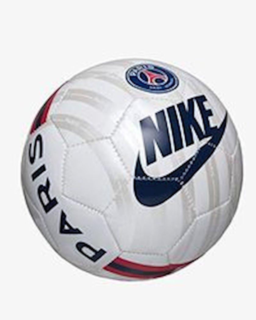 Futbol topu Nike Paris Saint-Germain Miniball, Ağ/Göy/Qırmızı, Ölçü 1