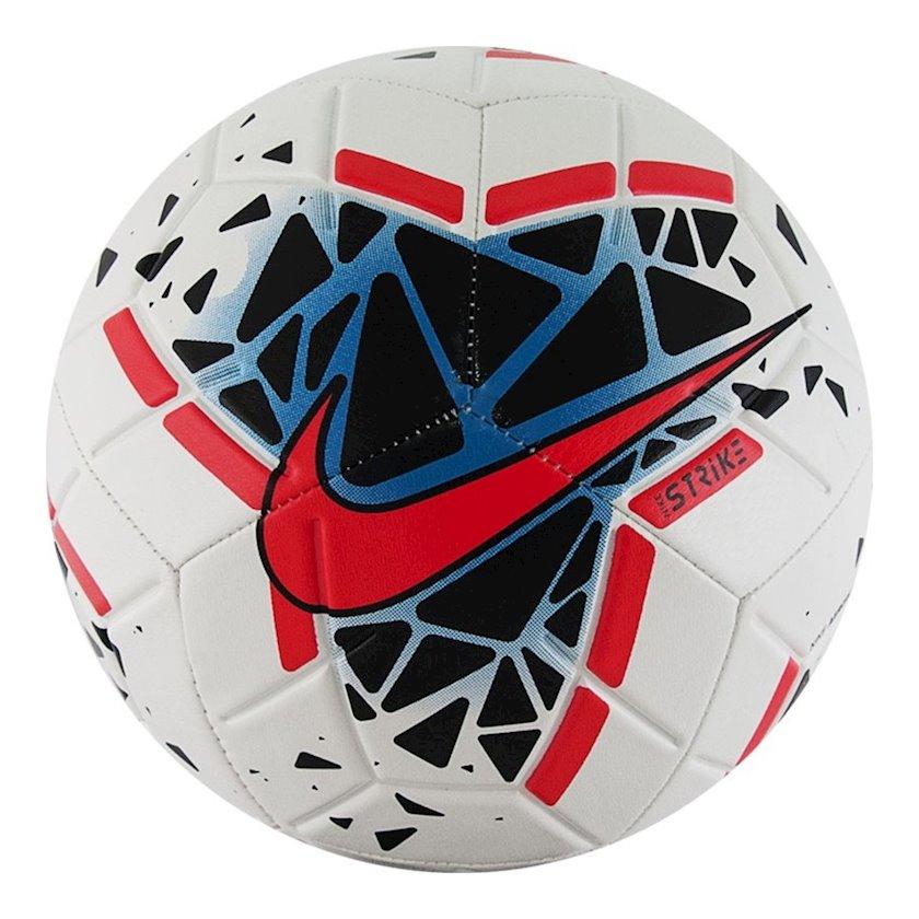 Futbol topu Nike Strike, Ağ/Qara/Mavi, Ölçü 5