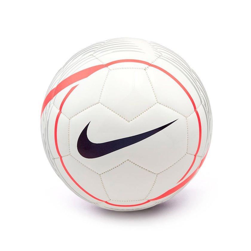 Futbol topu Nike Phantom Venom, Ağ/Qara/Qırmızı/Boz, Ölçü 5