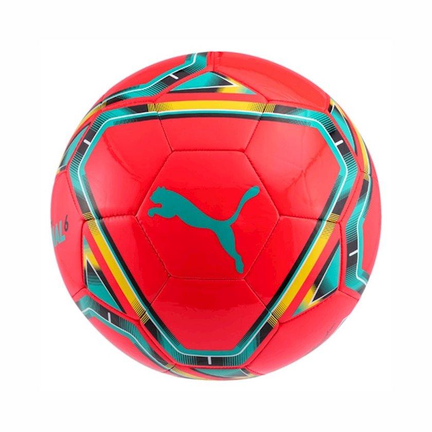 Futbol topu PUMA TEAMFINAL 21.6 MS BALL, Ağ/Qara/Mavi/Çəhrayı, Ölçü 5