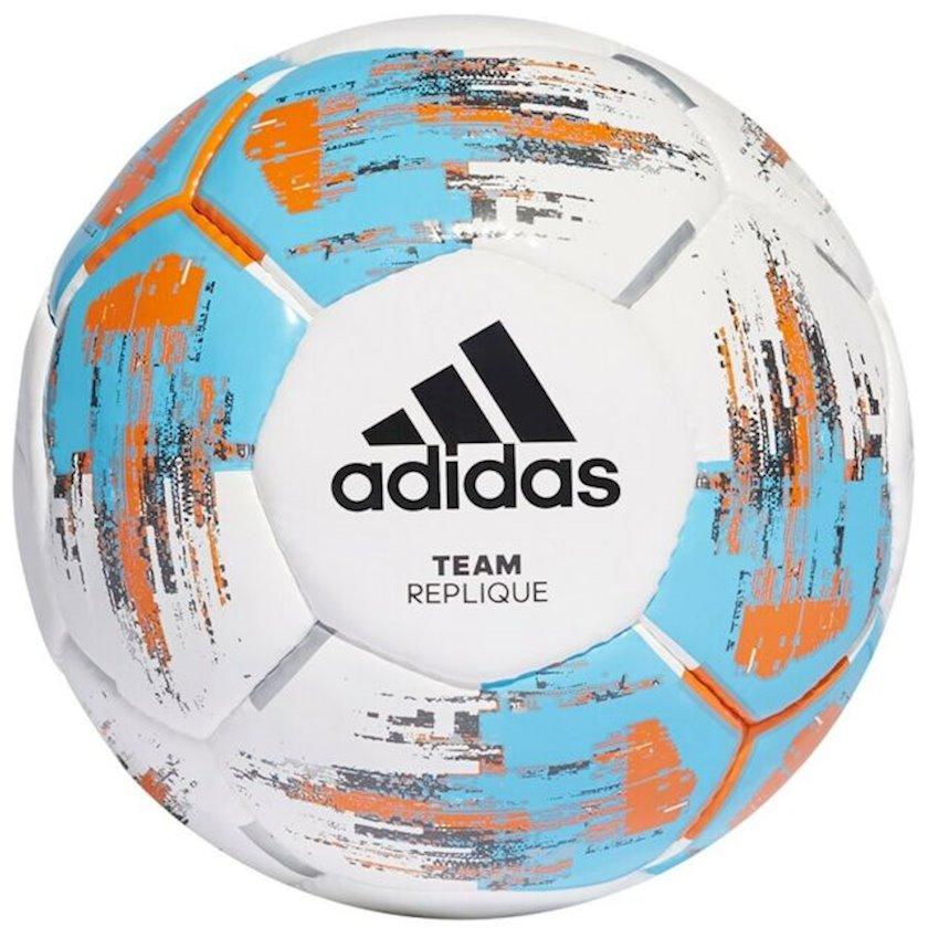 Futbol topu Adidas Team Replique, Ağ/Narıncı/Mavi, Ölçü 5