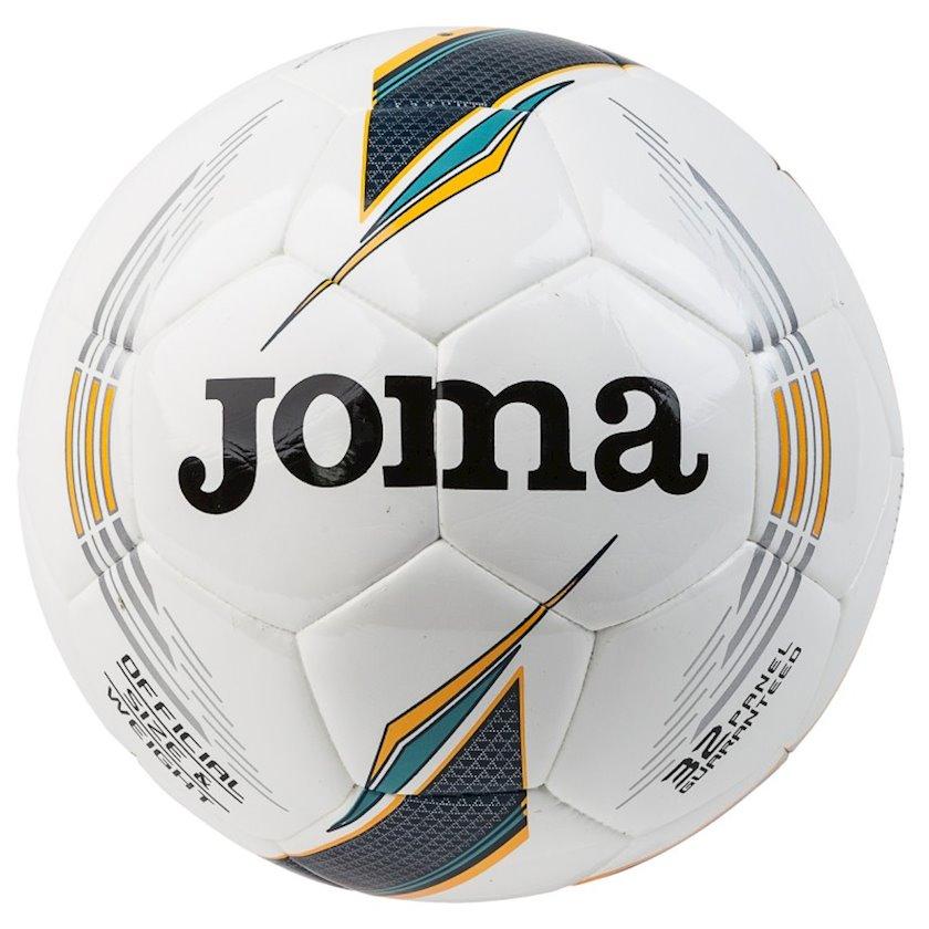 Futbol topu Joma ERIS HYBRID SOCCER BALL, Ağ/Qara/Yaşıl/Narıncı