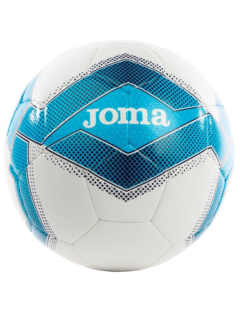 Futbol topu Joma Platinum, Ağ/Göy/Qara