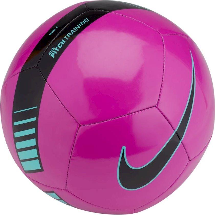 Futbol topu Nike Pitch Training, Bənövşəyi/Qara/Mavi, Ölçü 4