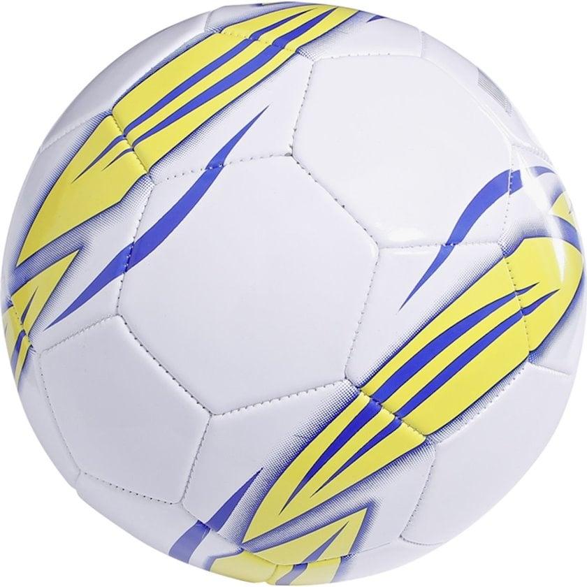 Futbol topu 1ER PRIX EUROP BALL, Ağ/Sarı/Göy