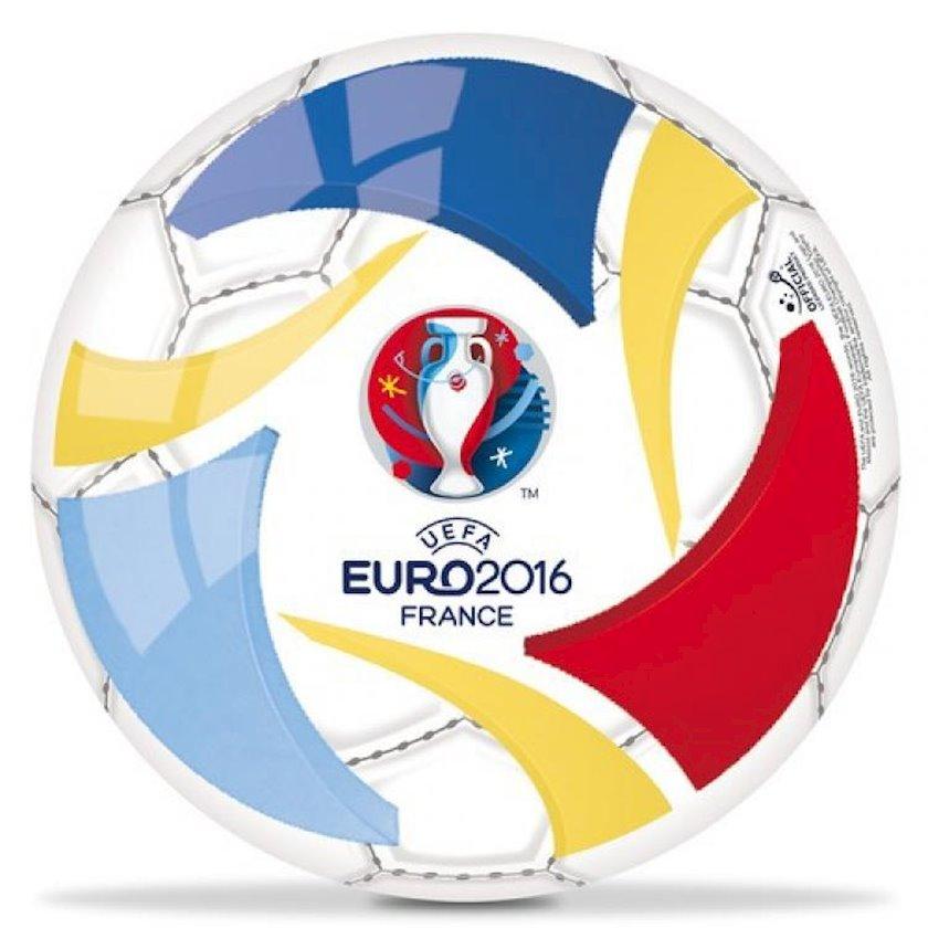 Futbol topu Mondo UEFA EURO 2016, Ağ/Qırmızı/Göy/Sarı