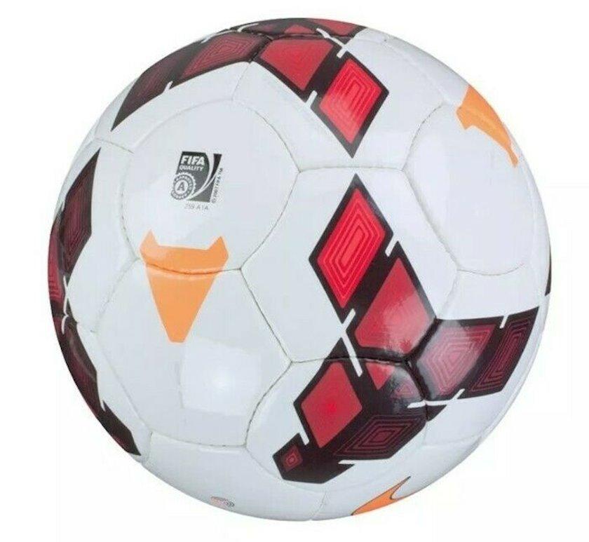 Futbol topu Nike Catalyst, Ağ/Qırmızı/Narıncı, Ölçü 5