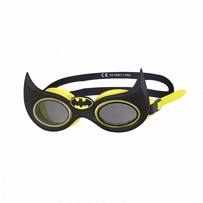 Üzgüçülük üçün eynək Zoggs Batman, uşaqlar üçün, qara/sarı