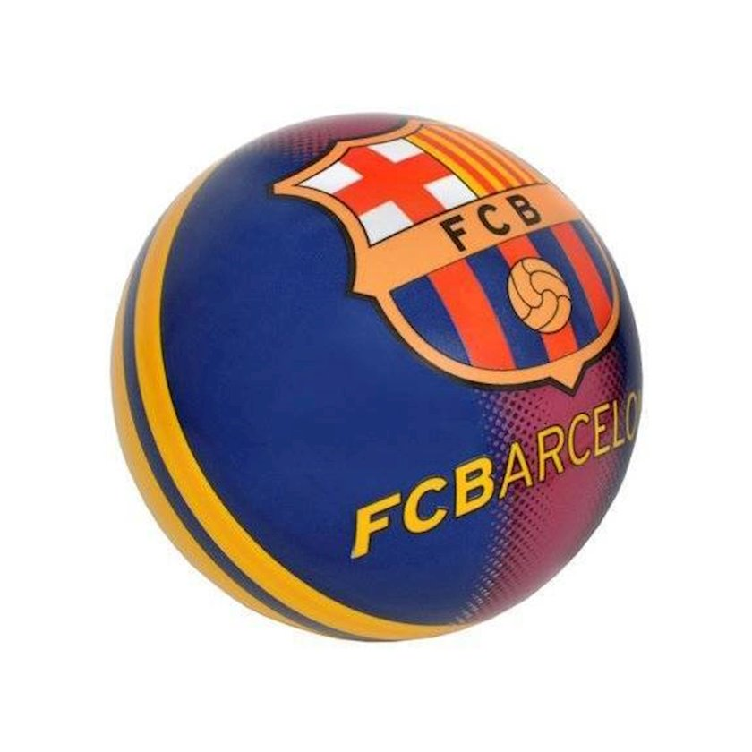 Doldurulan top LICENCE FC BARCELONA, göy/qırmızı, 23 sm