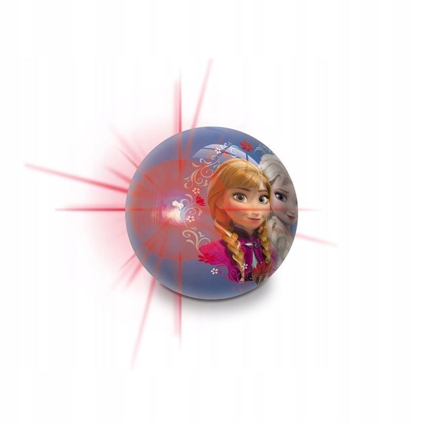 Doldurulan top Mondo Frozen Flash Ball, göy, 10 sm