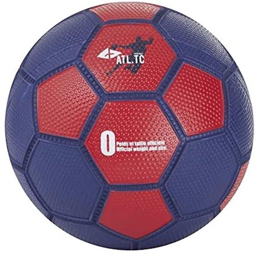 Handbol topu ATHLITECH HAND 2, göy/qırmızı