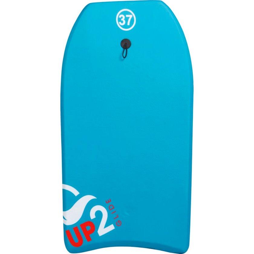 Bodibord Up2glide Bodyboard 37 Turquoise Blue