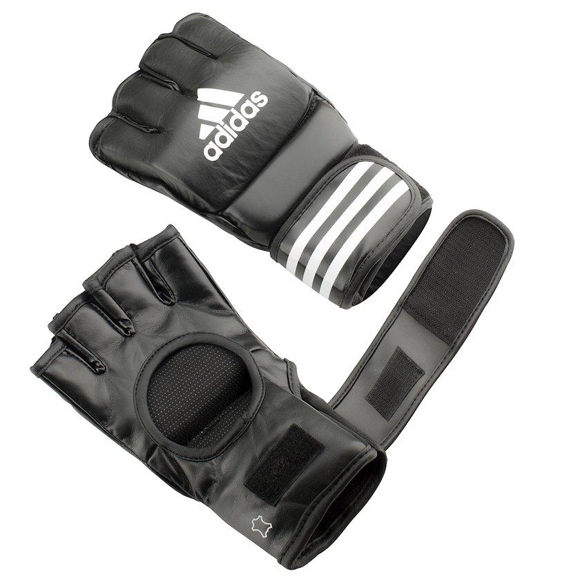 Boks üçün təlim əlcəkləri Adidas Ultimate MMA, uniseks, rəng qara, M