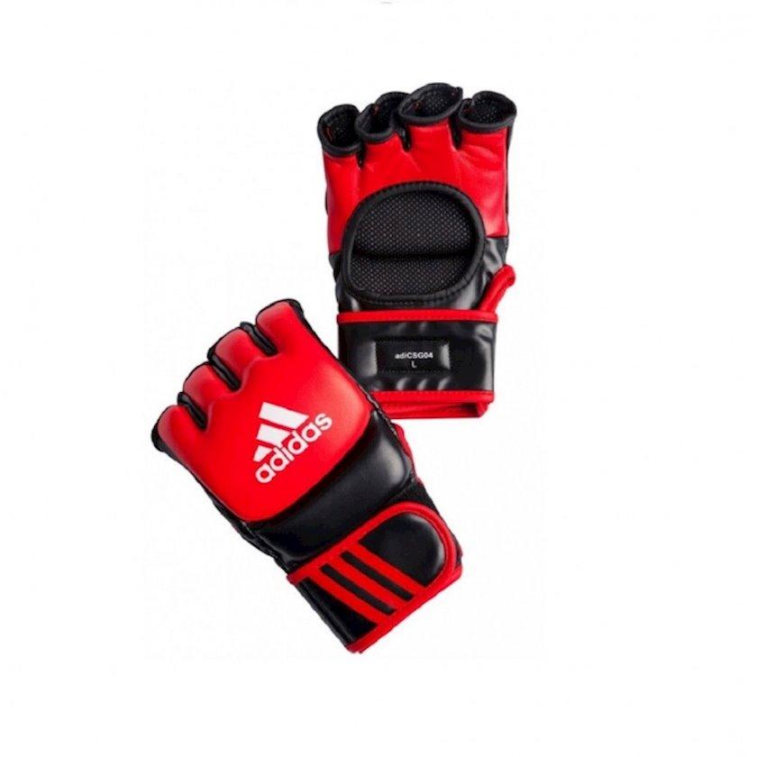 Boks üçün təlim əlcəkləri Adidas Ultimate MMA, uniseks, rəng qara/qırmızı, XL