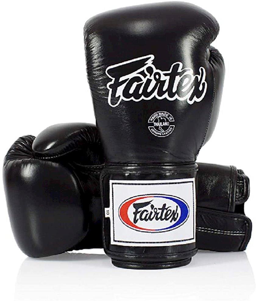 Boks təlim əlcəkləri Tabo Extreem Fairtex MMA, unisek, rəng qara/ağ, L