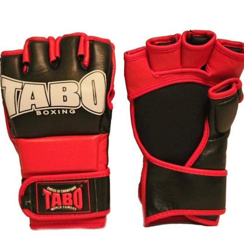Boks təlim əlcəkləri Tabo Kickbag Free Fight, uniseks, rəng qara/qırmızı, XL
