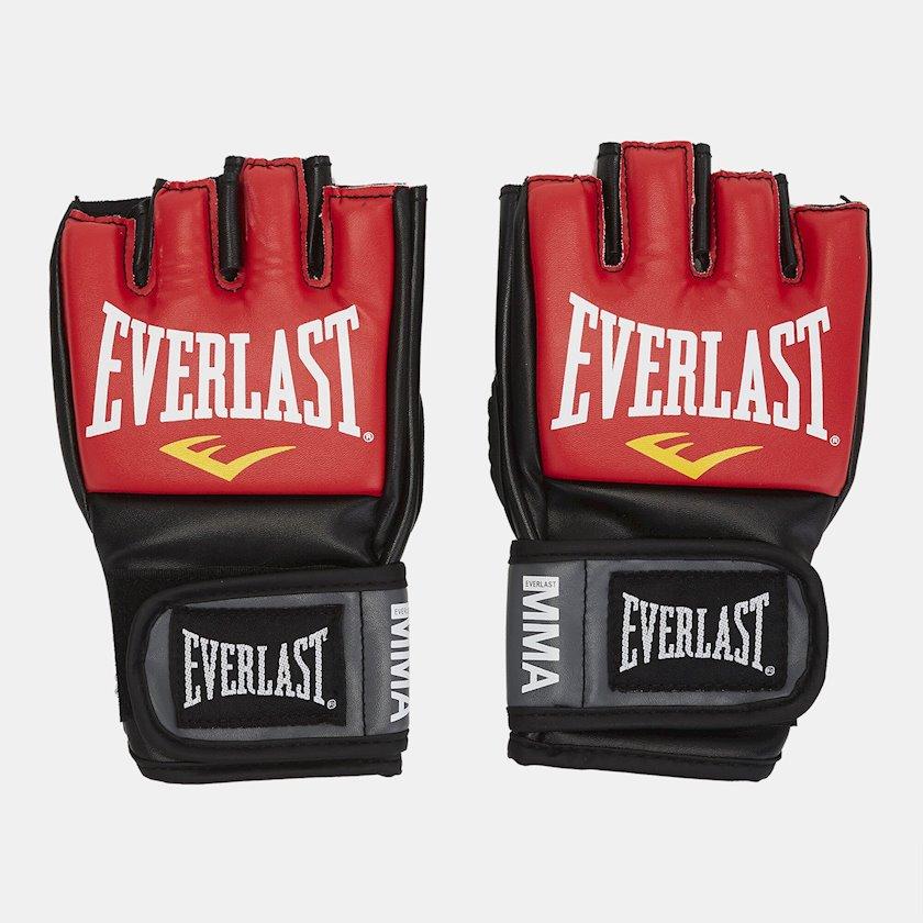 Boks təlim əlcəkləri Everlast MMA Pro Style, uniseks, rəng qara/qırmızı, L/XL