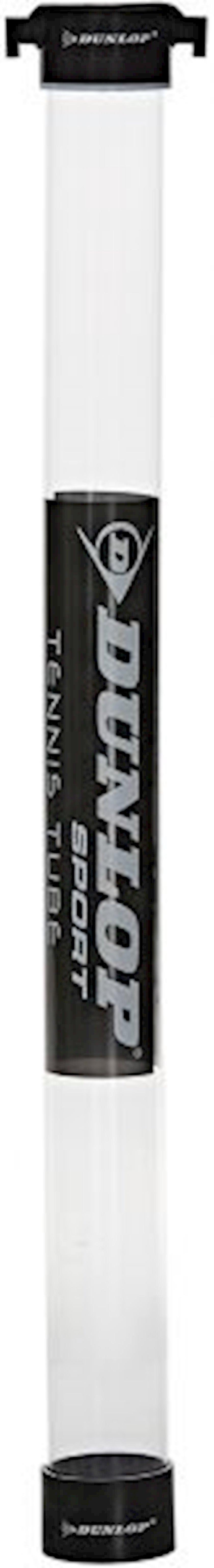 Tennis topları üçün tuba Dunlop Tennis Ball Pickup Tube, qara, tutumu 15 top