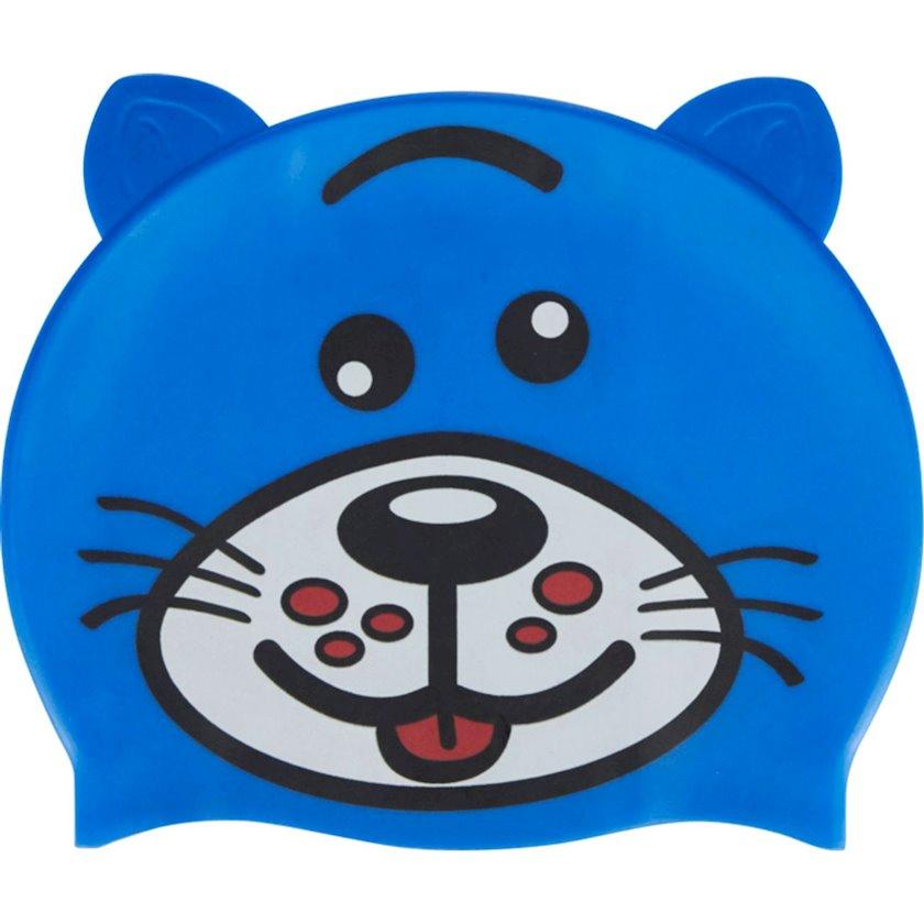 Üzmək üçün papaq Athli-Tech Bonnet Fun G Blue 1396503, Uşaq üçün/Oğlan üçün, Mavi