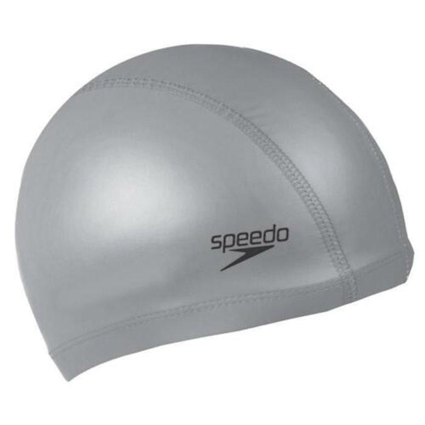 Üzmək üçün papaq Speedo Pace Cap - Silver 8-720641731, uniseks, boz, ölçü universal