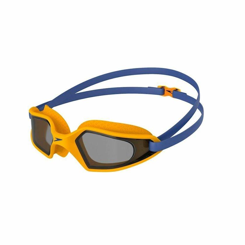 Üzgüçülük eynəyi Speedo Hydropulse Junior Swimming Goggles - Blue-Orange 8-12270D659, uşaqlar üçün, göy-narıncı, ölçü universal