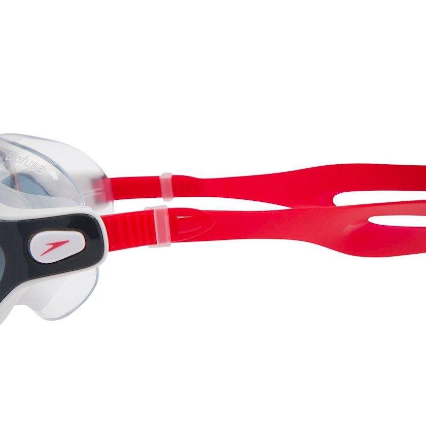 Üzgüçülük üçün eynək Speedo Biofuse Rift Mask, uniseks, qırmızı