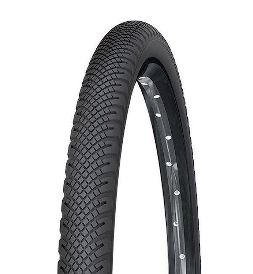Veloşin Michelin Country Rock Standard Tire, qara, 26 x 1, 75 (44-559) ölçülü